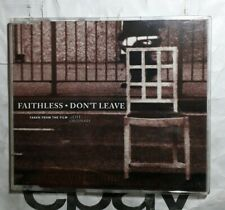 Faithless : Don't Leave - CD Single 6 Tracks Remixes (1997)