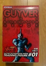 Guyver the Bioboosted Armor Trading Figure #01 Max Factory Japan