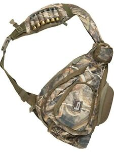 Banded Nano Sling Back Pack Realtree MAX 5 Camo Blind Bag Fly Fishing Hunting