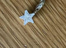 Thomas Sabo  Silver &  Cubic Zirconia  Star Charm