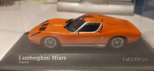 Lamborghini Miura 1/43 Minichamps