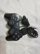Sony Playstation 2 OEM analog controller SCPH-10010 PS2 Dualshock 2 Black