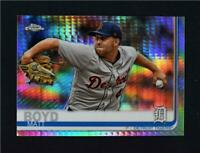 2019 Topps Chrome Prism #83 Matt Boyd