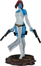 Marvel Comics Mystique premium format figure By Sideshow Collectibles statue