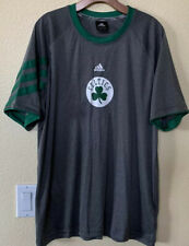 Derek Stock Boston Celtics Adidas NBA Basketball T Shirt Jersey Size L