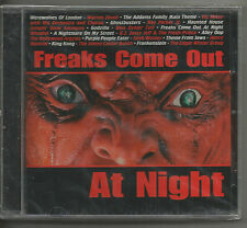 FREAKS COME OUT AT NIGHT - EDGAR WINTER GROUP; BLUE OYSTER CULT, RAY PARKE