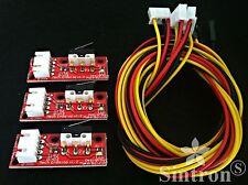 3 pcs Mechanical Endstop Module V1.2 for 3D Printer RAMPS 1.4 RepRap Prusa i3