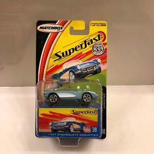 Matchbox Superfast 1957 Chevrolet #38 PH7