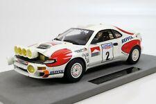1:18 Top Marques Carlos Sainz Toyota Celica Turbo 4WD WRC Champion 1992 - NEW