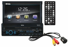 "Boss Bvb9967Rc Single Din 7"" Bluetooth In-Dash Car Dvd Usb Stereo Back-Up Camera"