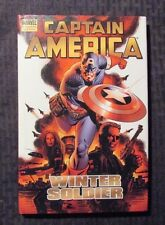 2005 CAPTAIN AMERICA Winter Soldier 1st Printing HC/DJ NM/VF+