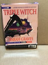 Triple Witch : A Home Repair Is Homicide Mystery by Sarah Graves (2012, CD)