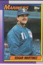 Topps 1990 Baseballcard #148 Tiffany Edgar Martinez - Mariners