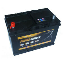 Batterie décharge lente Power Battery 12v 75ah
