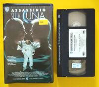 VHS Ita Film Fantascienza ASSASSINIO SULLA LUNA b.nielsen ex nolo no dvd(V164)
