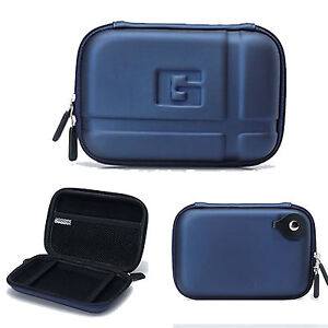 """5.2"""" GPS Case Bag Hard Carry Pouch For 5 Inch Garmin Nuvi 1450LMT 1490LMT 2450"""