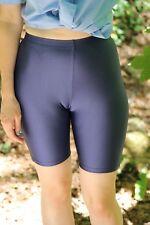 La innovación Escuela PE Bragas Pantalones cortos de ciclo de 36 pulgadas de cintura Gimnasio Pantalones Cortos Azul Marino