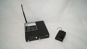 Shure PSM600 Wireless In Ear Monitor Set - Suffix KD (22_R)