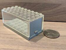 Vintage Lego Clear Garage Case -Lego System DBGM Angem