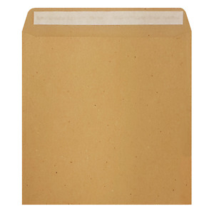 Brown Wage Envelopes 108x102mm QTY 250-5000 FREE UK DELIVERY. Peel and Seal