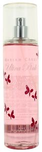 Ultra Pink By Mariah Carey For Women Body Mist Perfume Spray 8oz New