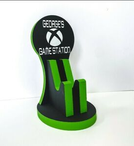 Xbox, ps4, ps5 gaming headset controller stand holder, personalised desk station