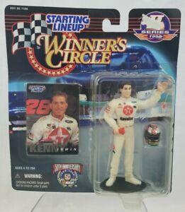 Starting Lineup Winner's Circle Kenny Irwin Series II 1998 NASCAR 50th Ann. SLU