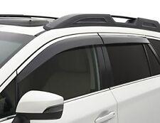 Genuine OEM 2015-2018 Subaru Outback Side Window Deflectors