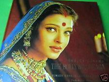 THE BOLLYWOOD SAGA INDIAN CINEMA SLUMDOG MILLIONAIRE~GORGEOUS COFFEE TABLE BOOK~