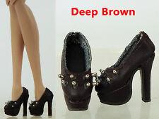 "Shoes for 12"" Fashion Royalty anja Poppy Parker DG Momoko dynamite girl 31FR13"