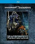 Transformers/ Revenge of the Fallen (Blu-ray, 2009, Mega Collection)