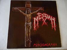 "MESSIAH""PSYCHOMORPHIA-disco 33 giri MIX -DARK Wings 1991-METAL""VERY RARE"