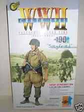 DRAGON 100th FIGURE WWII GERMAN FALLSCHIRMJAGER SIEGFRIED INTHE BATTLE FOR CRETE