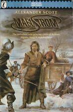 MAELSTROM PUFFIN BOOKS ALEXANDER SCOTT ADVENTURE GAMEBOOK 1984
