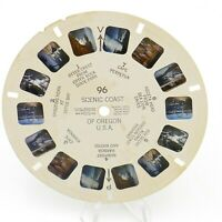 View-Master Reel # 96 Scenic Coast of Oregon USA Viewmaster