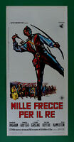 L53 Cartel Mille Flechas Per Il Re Barrie Ingham James Hayter Leon Greene