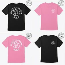 Muscle Mini bike builds page T-shirts Men's and Women's Front and Back printed