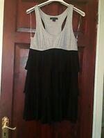 Forever 21- Ra Ra Layered Skater Dress