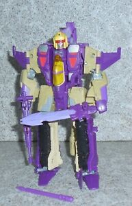 Transformers Generations BLITZWING 30th Anniversary Voyager w Xsx Upgrade