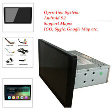 """10.1"""" Android 8.1 Bluetooth Car Stereo Radio HD MP5 Touch Screen 2 USB Port"""