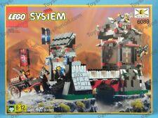 LEGO 6089 Stone Tower Bridge Vintage Ninja Castle Set New