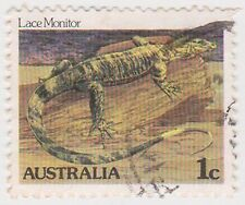 (DB500) 1982 AU 1c Australian animals series (2K)