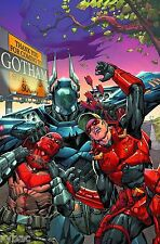 RED HOOD ARSENAL #5 NM/M - RELEASE DATE 14/10/15