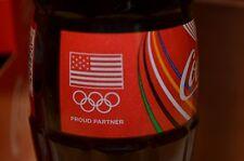 2016 Rio Olympics coke bottle