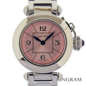 CARTIER Mispacha W3140008 Battery replacement polished exterior Watch from Japan
