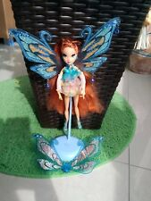 Winx Puppe Bloom Enchantix Mattel neuwertig