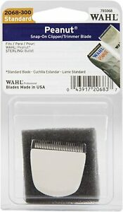 Wahl Professional White Peanut Replacement Clipper/Trimmer Blade #2068-300