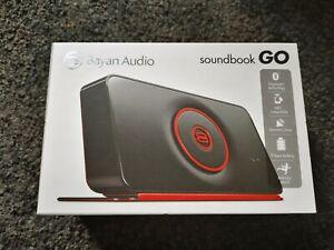 Bayan Audio Soundbook Go Portable Wireless Bluetooth and NFC Speaker- Red NEW