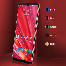 New Unlocked Android 8.1 Cell Phone Dual SIM 4Core 2GB RAM Smartphone 16GB 3G 2G