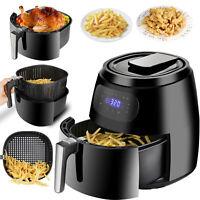 1700W 7.6QT Large Air Fryer XXL Oven w/Digital Screen, Hot Air Fryer Cooker
